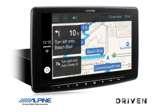Alpine iLX-F309E 9″ CarPlay