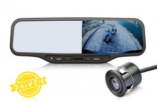 premium mirror monitor and reverse camera pack installed launceston tasmania