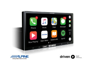 Alpine iLX-107 Wireless CarPlay