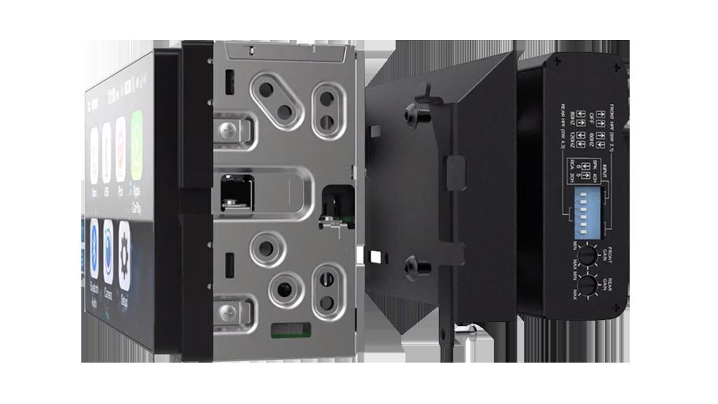 iLX-W650 power stack ready