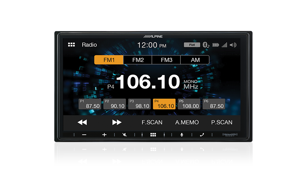 iLX-W650 am fm radio