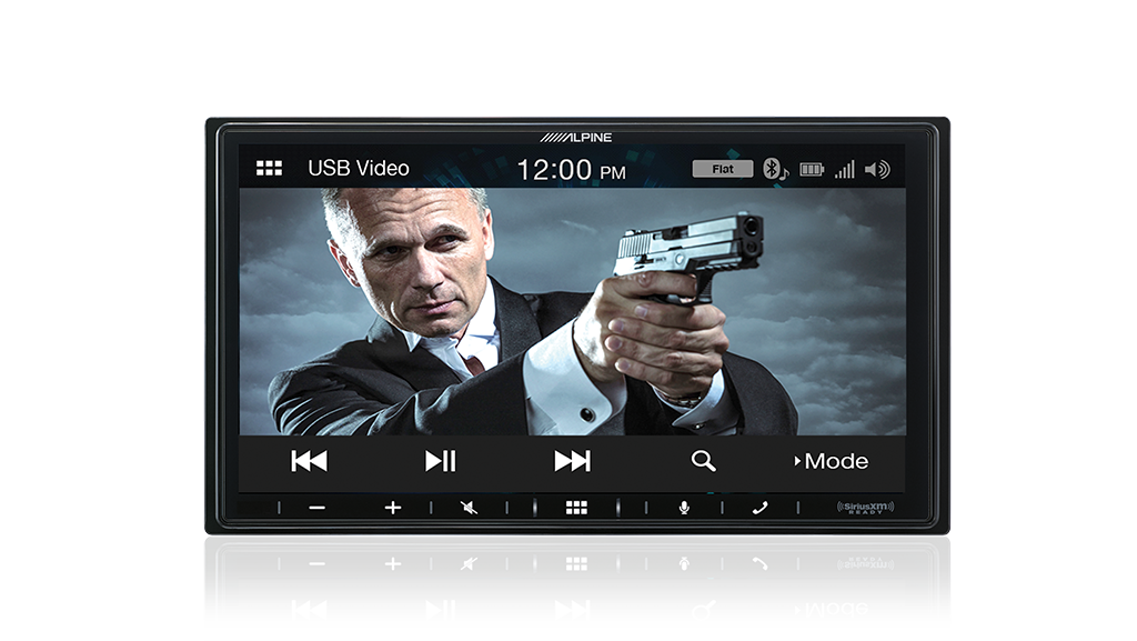 iLX-W650 usb video