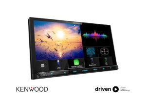Kenwood DMX8019S Apple CarPlay and Android Auto