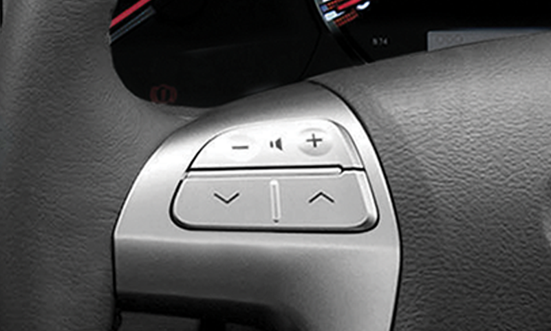 retain your factory steering wheel controls