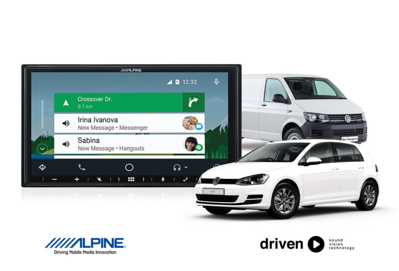 Android Auto for Volkswagen