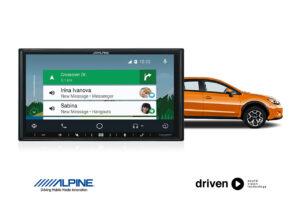CarPlay android auto upgrade for subaru XV