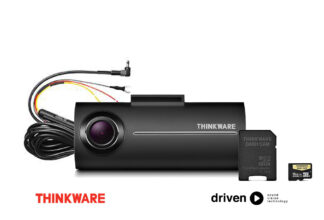 f100 dash cam package front and rear