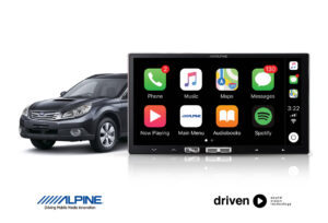 subaru liberty outback CarPlay upgrade