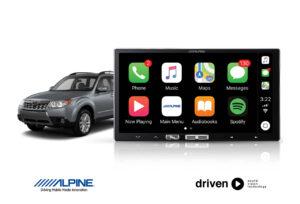 Wireless CarPlay for Subaru Forester 2013-2014 SJ
