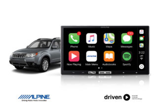 Wireless CarPlay for Subaru Forester 2013-2014 SJ