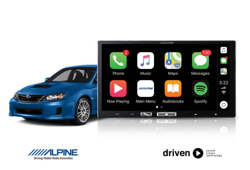 wireless CarPlay subaru impreza