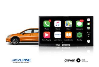 wireless CarPlay for subaru XV