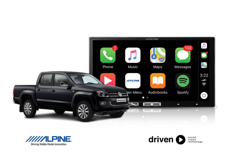 wireless CarPlay volkswagen amarok