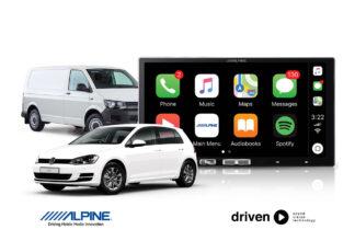 wireless carplay for volkswagen