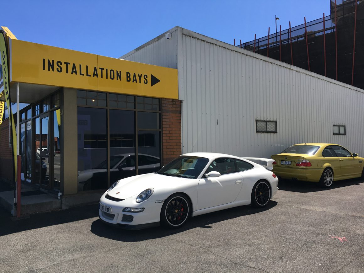 CarPlay android upgrade 997 Porsche