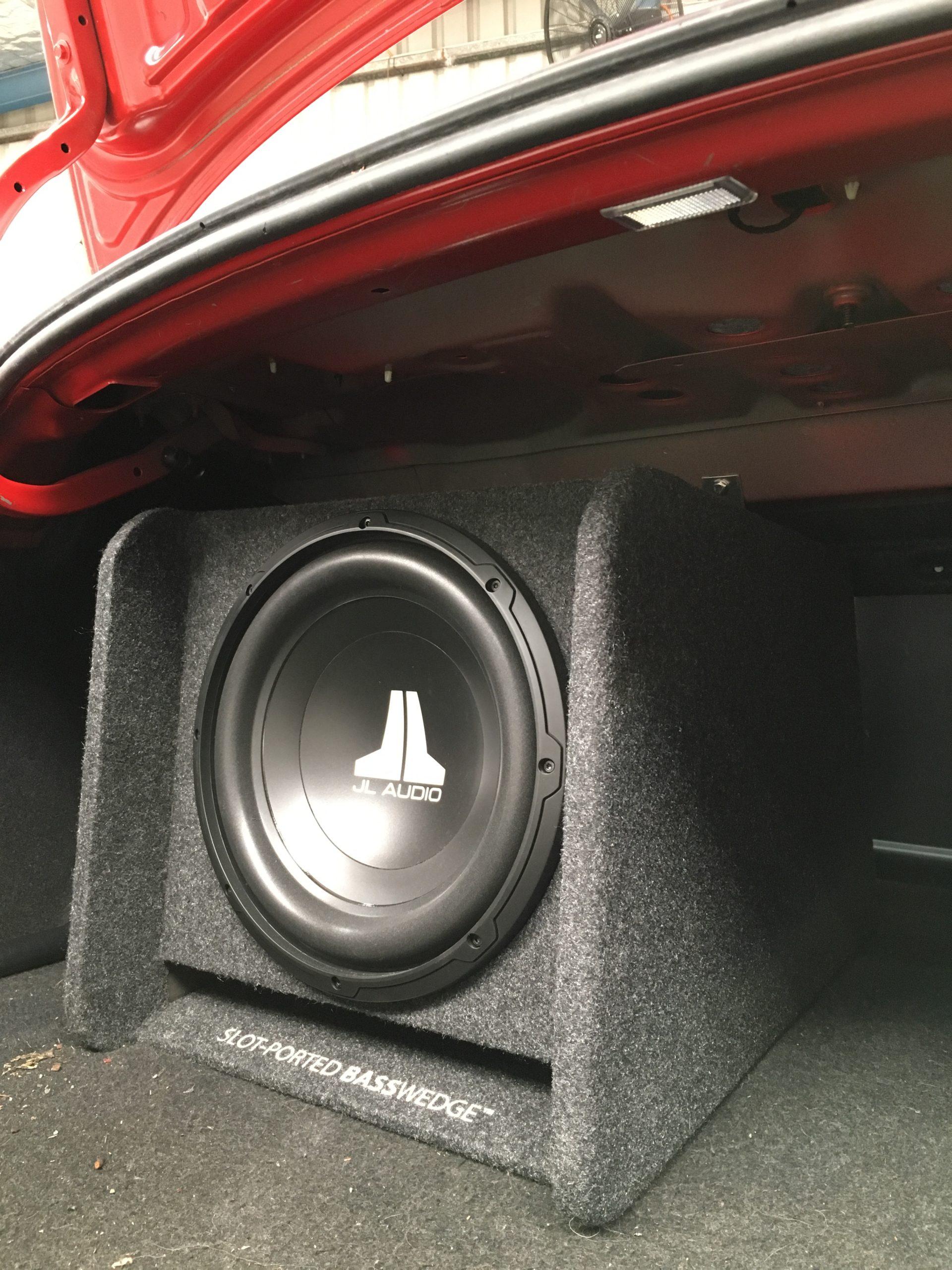 Commodre Subwoofer Upgrade