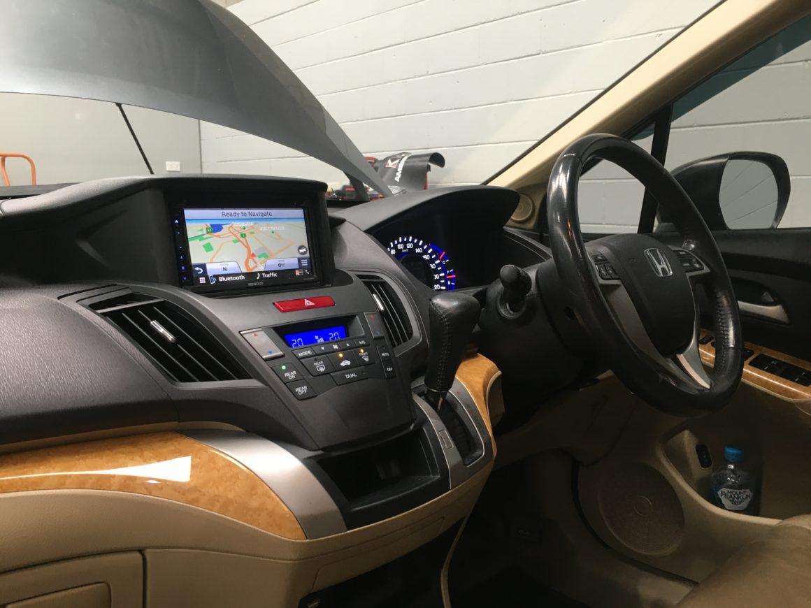 Honda GPS upgrade 2009 Odyssey