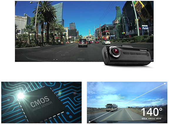 HD 1080 front 720 rear is why we think it's the best value dash cam