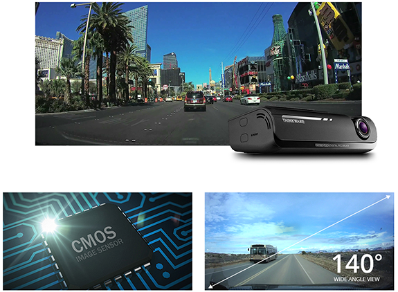 F770 most popular dash cam with Sony sensors