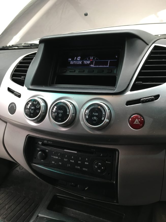 triton bluetooth upgrade from factory