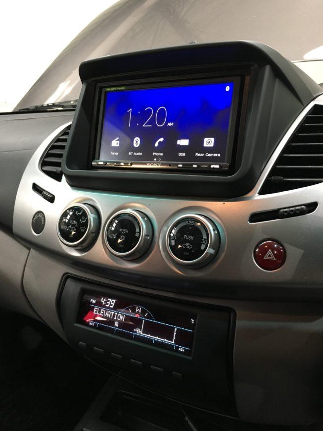Bluetooth upgraded in Triton
