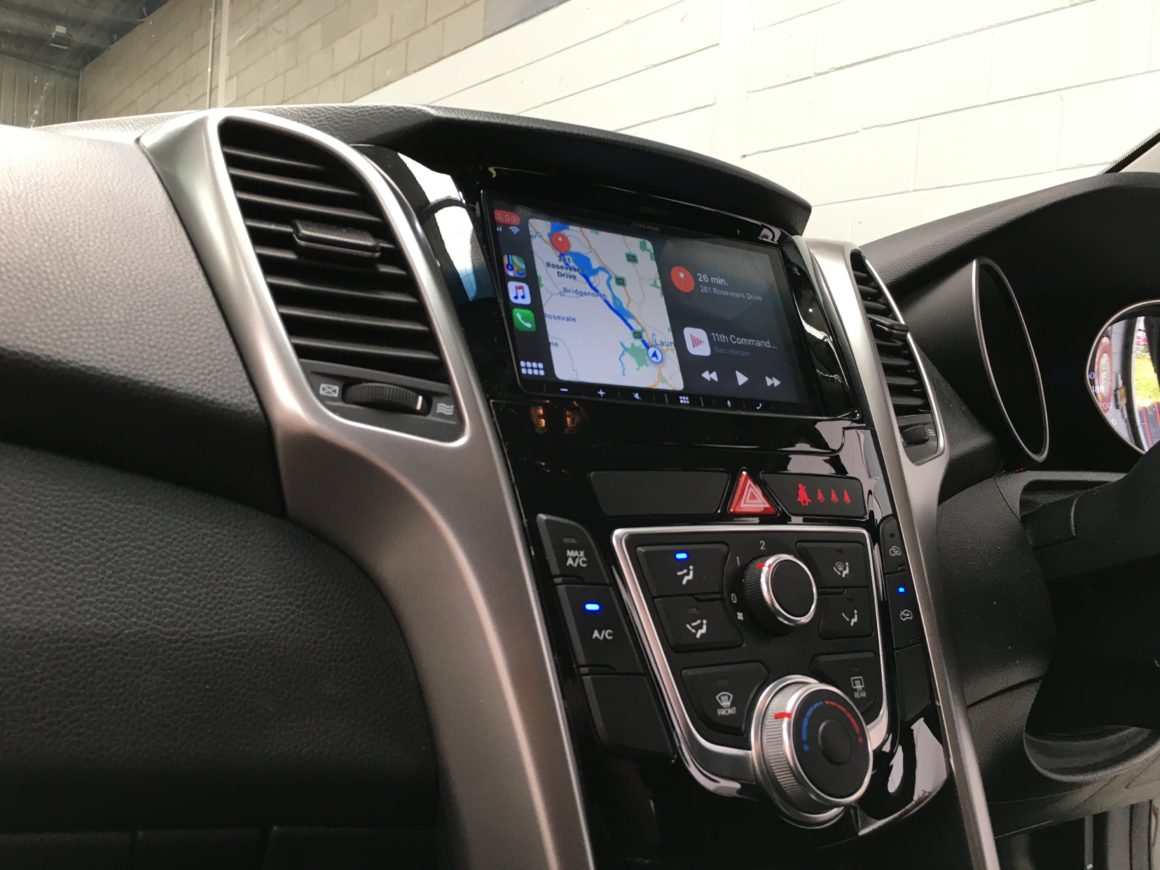 Want to upgrade your Hyundai i30 to the latest in CarPlay and Android Auto? We specialise in the upgrading of most factory stereo systems to the latest in CarPlay & Android Auto.
