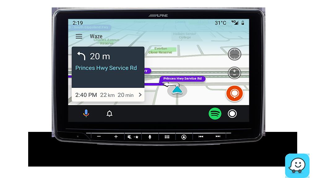 waze smartphone navigation