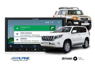 android auto and carplay for toyota landcruiser prado fj cruiser.jpg