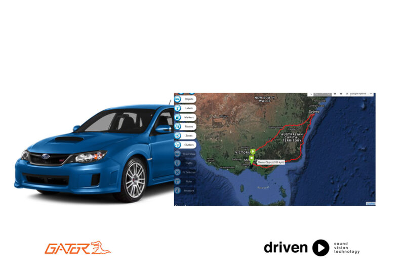 cost effective vehicle tracking