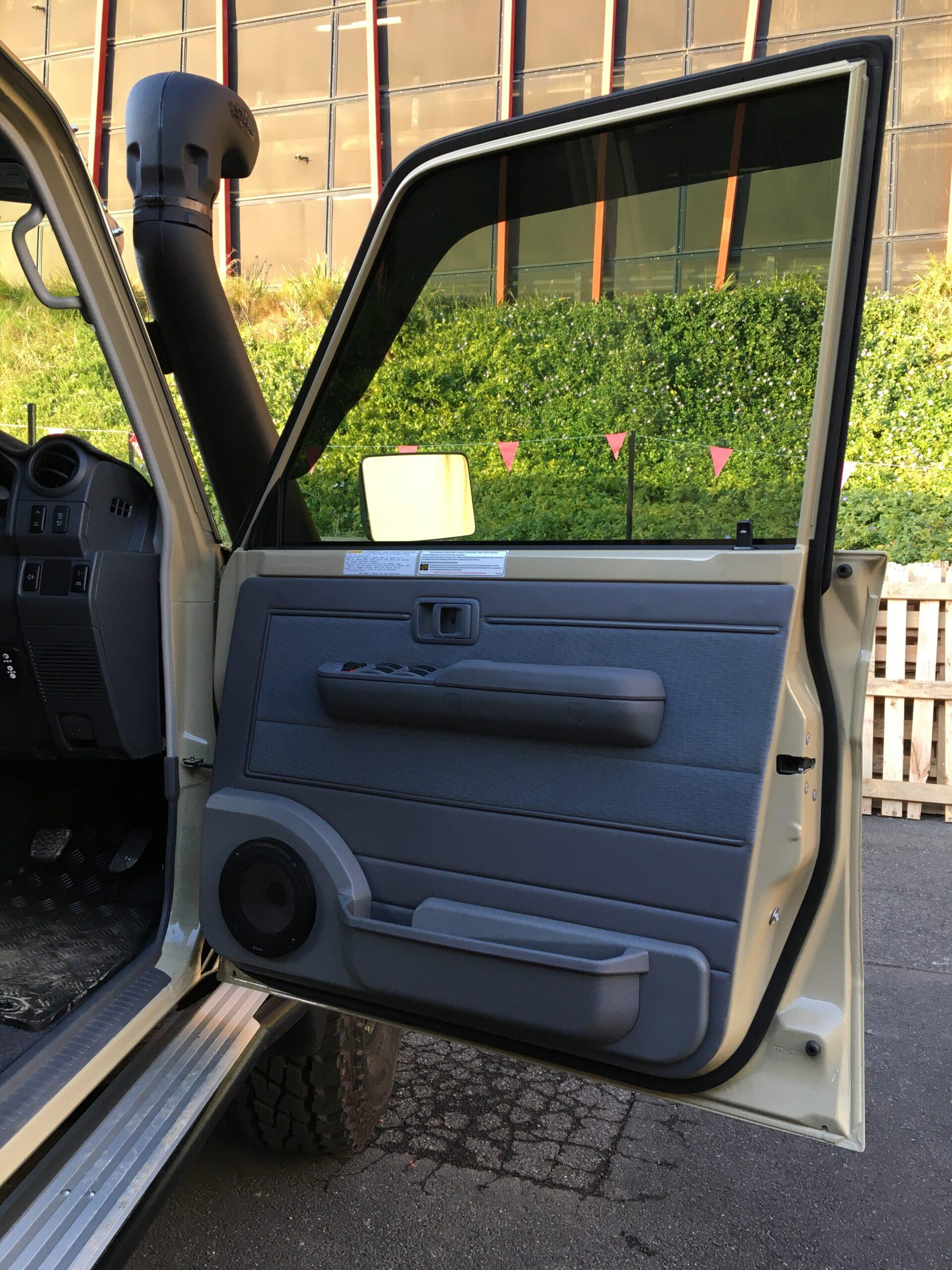 79 Series LandCruiser Front Door Pod