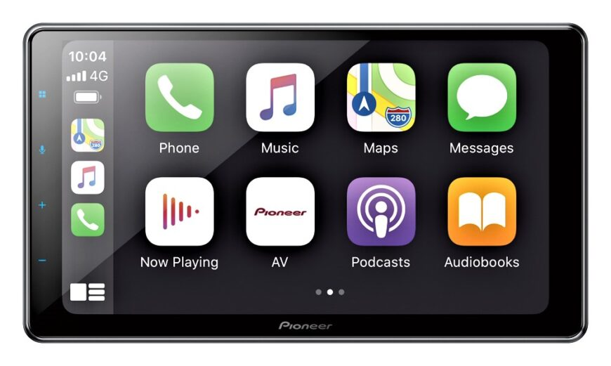 DMH-ZF9350BT wireless carplay