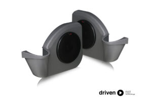 70 series cruiser rear speaker pods